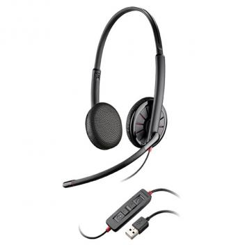 Plantronics Blackwire C520 Corded Headset