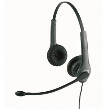 Jabra GN2025 Duo NC Corded Headset