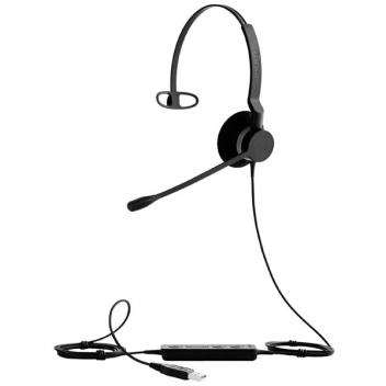 Jabra BIZ 2300 USB Mono MS Corded Headset