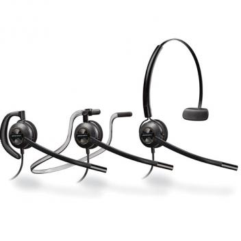 Plantronics ENCOREPRO HW540D Convertible Corded Headset