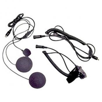 Midland Radio Closed Face Helmet Headset Kit