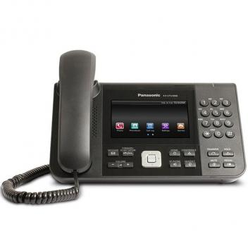 Panasonic KX-UTG300B UTG Series Mid Level SIP Corded Phone
