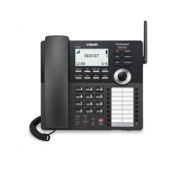 Vtech VT-VSP608 ErisTerminal Backlit Display SIP Cordless Desk Phone