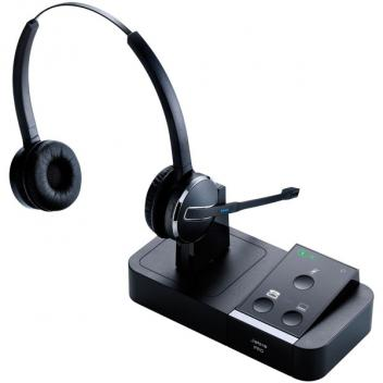 Jabra PRO 9450 Duo DC Wireless Headset