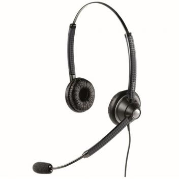Jabra BIZ 1900 Corded Headset Duo with LINK 850 Amp
