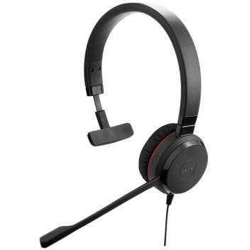 Jabra Evolve 30 UC Mono Corded Headset
