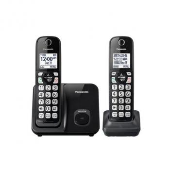 Panasonic KX-TGD512B Intelligent Eco Mode Cordless Handset