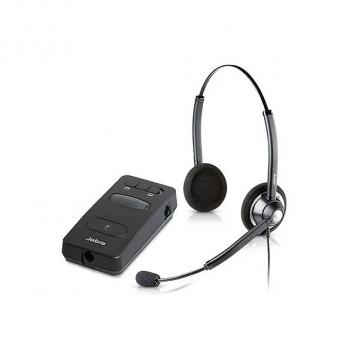 Jabra BIZ 1900 Duo Corded Headset w/ Link 850