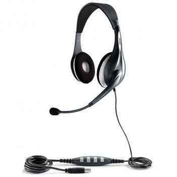 Jabra BIZ 360 Duo USB Corded Headset