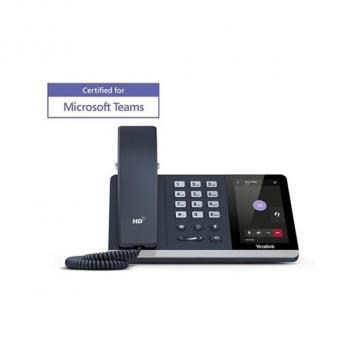 Yealink YEA-100-055-008 Caller ID T55A SIP Corded Phone