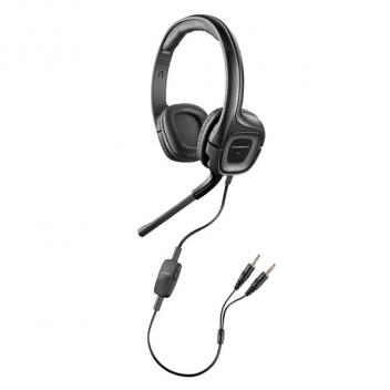 Plantronics Audio 355 Corded Headset