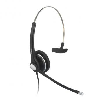 Vtech VT-A100M Wideband Noise Cancelling Monaural Corded Headset