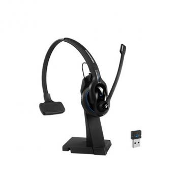 MB PRO1 Uc BT Single Sided Headset with Dongle