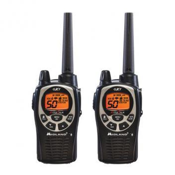 Midland Radio 50 Channel, 36 Mile Two-Way Radio
