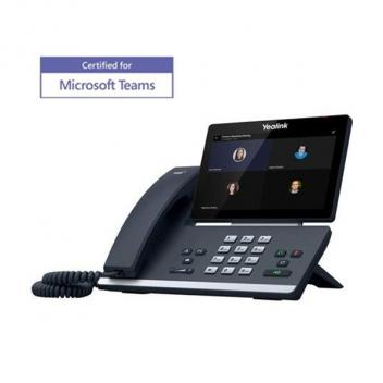Yealink YEA-100-056-008 SIP-T56A-Teams-HD USB 2.0 Port Corded Phone