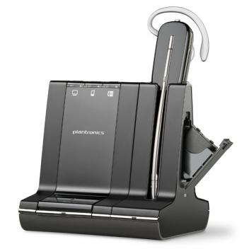 Plantronics Savi W745 Convertible Wireless Headset