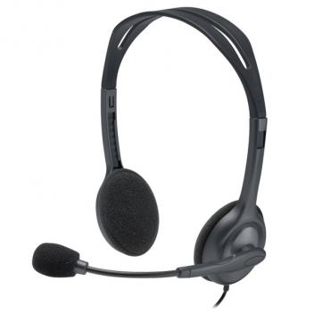 Logitech H111 Stereo Communication Music Headset