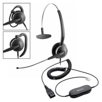 Jabra GN2119 3 in 1 SoundTube Monaural Corded Headset