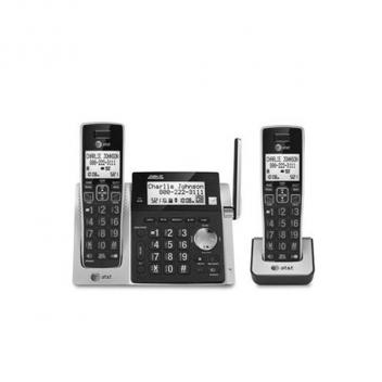 ATT-CL83213 2 Handset Answering System With CID