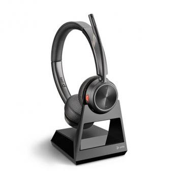 Plantronics Poly Savi 7220 Office Binaural Wireless Headset