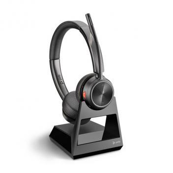 Plantronics Poly Savi 7220 Office, Binaural Wireless Headset