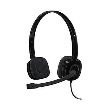 Logitech H151 Stereo Wired Headset