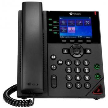 Polycom OBI Edition VVX 350 6-line IP Phone