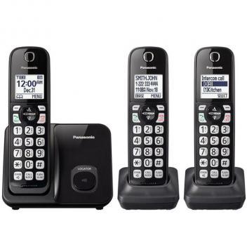 Panasonic KX-TGD513B Caller ID Cordless Handset