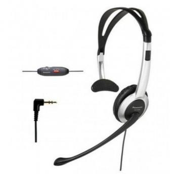 Panasonic KX-TCA430 Noise Cancelling Microphone Hands free Headset