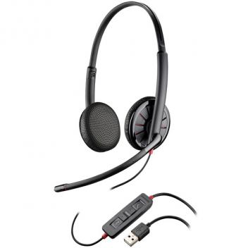 Plantronics BLACKWIRE C325 Corded Headset