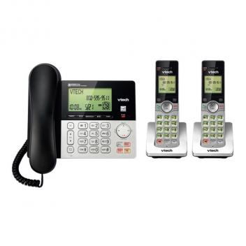 Vtech VT-CS6949-2 Caller ID Corded/Cordless Phone - 2HS
