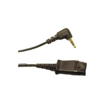 Plantronics Cable, 2.5mm To QD, For Cisco Phones