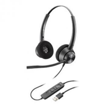 Plantronics ENCOREPRO EP320 USB-A QD Corded headset