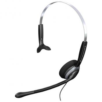 SennHeiser 200 Series Over-The-Head Monaural Corded Headset