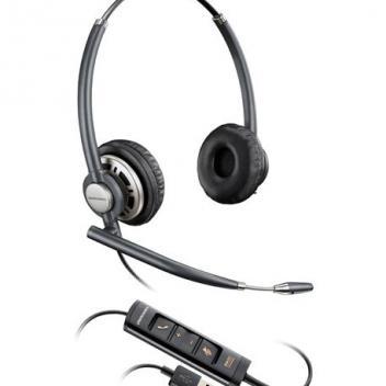 Plantronics ENCOREPRO HW725 Binaural USB Corded Headset