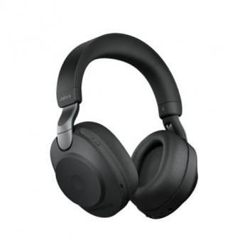 Jabra Evolve2 85 Link 380A UC Stereo Bluetooth Wireless Headset - Black