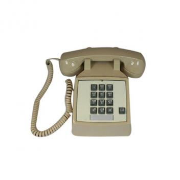 Cortelco Desk Phone with Flash - Ash