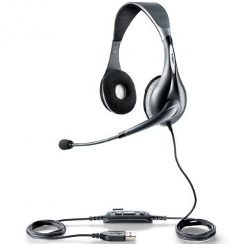 Jabra Voice 150 USB Duo MS Wired Headset