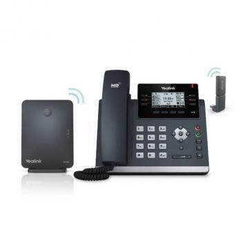 Yealink YEA-W41P DECT Desk Cordless Phone