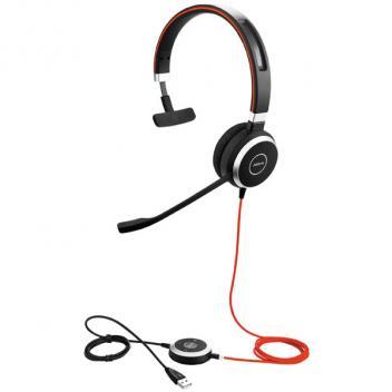 Jabra Evolve 40 Mono USB UC Corded Headset