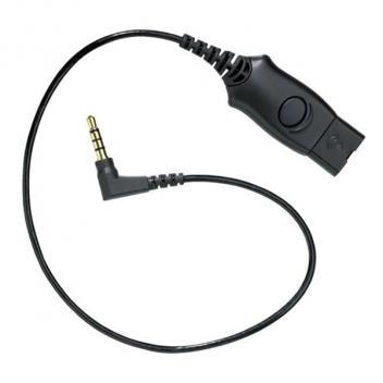 Plantronics QD to 3.5mm Cable