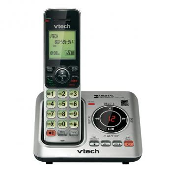 Vtech VT-CS6629 DECT 6.0 Caller ID Expandable Cordless Phone