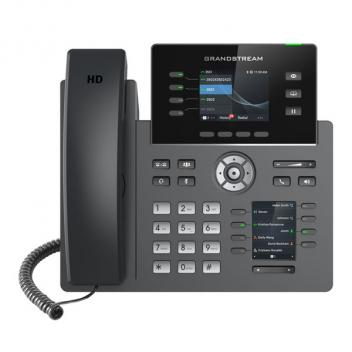 Grandstream GS-GRP2614 Dual LCD Carrier-Grade IP Corded Phone