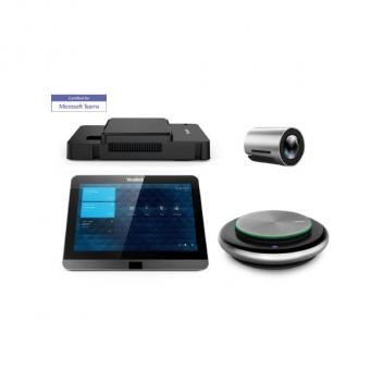 Yealink YEA-702-300-000 Echo Cancellation Touchscreen Cordless Phone
