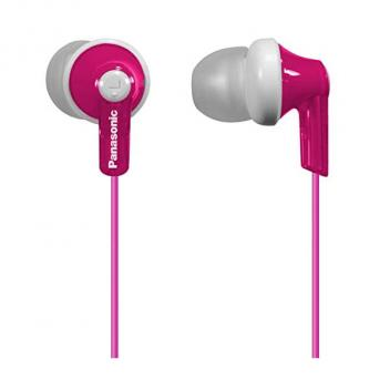 Panasonic In-Ear Pink Headset for iPhone/Android/ Blackberry