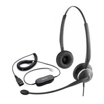 Jabra GN2015 Duo Corded Headset With GN1200 Cable