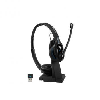 MB PRO2 ML BT Stereo Headset with Dongle Lync
