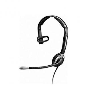 Over The Head Monaural Premium Headset