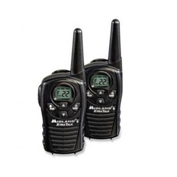 Midland Radio GMRS 2-Way Radio (Up to 18 miles)