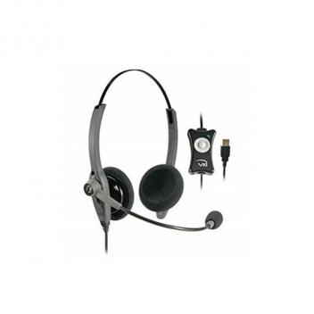 VXi TalkPro USB2 Binaural USB Headset (Passport 21 + X100)